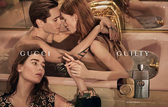 Nowa kampania Gucci Guilty