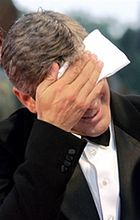 Wiarygodny idiota George Clooney