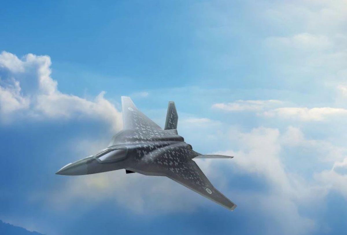 Japończycy budują nowoczesny myśliwiec. Ujawniono szczegóły projektu