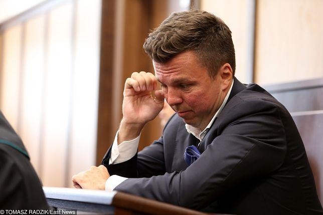 Marek Falenta został skazany na 2,5 roku więzienia za aferę podsłuchową