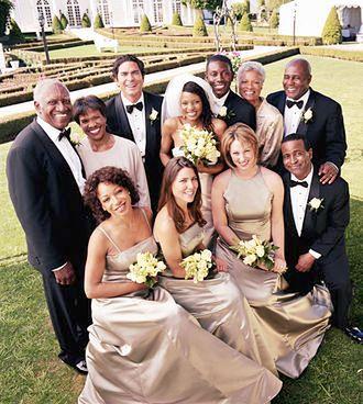 Powinności weselnych gości