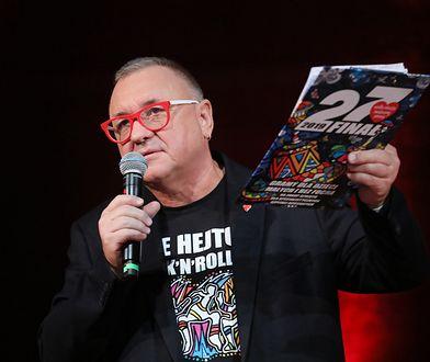 Jurek Owsiak, szef WOŚP