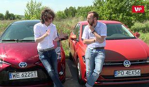 Popularne mieszczuchy. Volkswagen Polo i Toyota Yaris walczą o serce zwykłego Kowalskiego