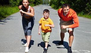 Dzieci ćwiczących rodziców są nie tylko szczuplejsze i radośniejsze, ale również mądrzejsze