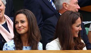 Pippę Middleton widuje się w towarzystwie członków rodziny królewskiej