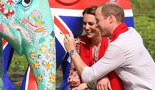 Zobacz najsłodsze momenty z podróży Kate i Williama!
