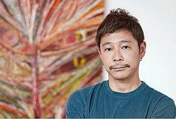 Japoński biznesmen rozdaje miliony jenów i szuka partnerki do lotu na Księżyc