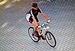 Widziałeś go? Policja i internauci szukają rowerzysty, który obnaża się przy dzieciach