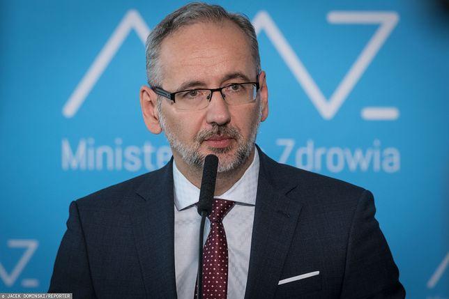 Koronawirus w Polsce. Minister zdrowia komentuje