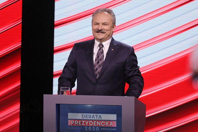 Marek Jakubiak. Kim jest? Jak odpowiadał podczas debaty prezydenckiej?