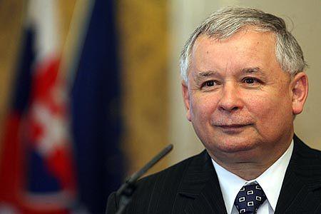 Kaczyński pękł
