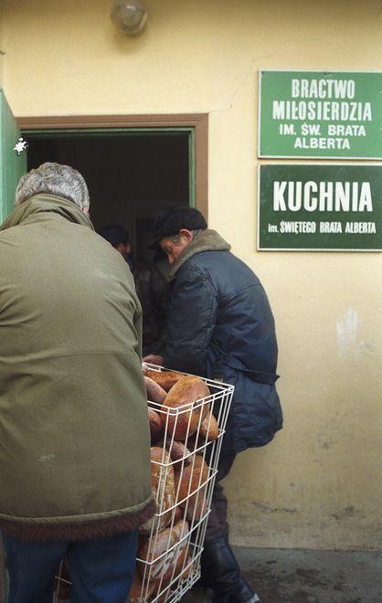 Bractwo im. św. Brata Alberta prowadzi m.in. kuchnię dla potrzebujących