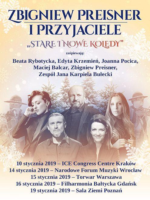 Zbigniew Preisner o swoich kolędach - zobacz film!