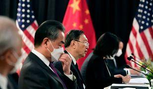 Chiny i władze USA na spotkaniu na Alasce miały rozmawiać o zbiegłym ministrze