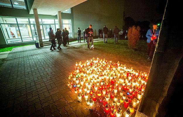 Otrzęsiny w Bydgoszczy. Obrzęk mózgu przyczyną śmierci studenta
