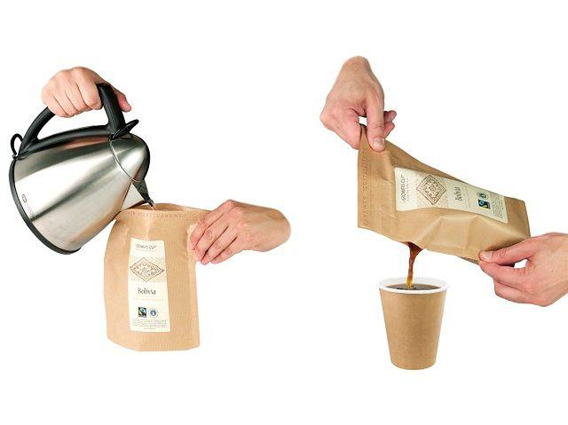 Grower's Cup - torba do zaparzania kawy