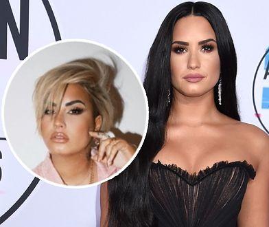 Demi Lovato pochwaliła się nową fryzurą