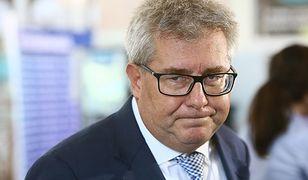 Czarnecki wątpi, by Ujazdowski zdał mandat europosła