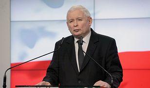 """Michał Szczerba kpi z Jarosława Kaczyńskiego. """"Kto umówi się z prezesem na puszczanie kaczek"""""""
