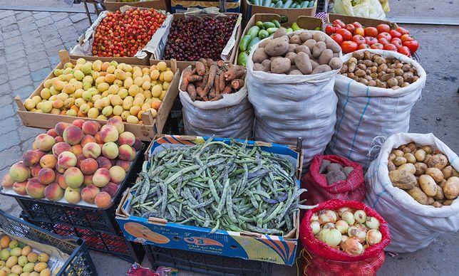 Sprawdziliśmy ceny na warzywnej giełdzie w Broniszach.