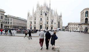 """Koronawirus we Włoszech. """"Kraj się zamyka"""""""
