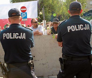 Były policjant przyznaje: mamy polecenie śledzić demonstrantów