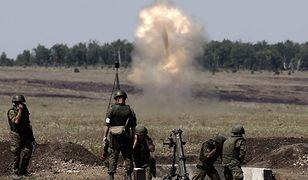 Rosyjski admirał: ochotnicy z Donbasu chętni do walki w Syrii