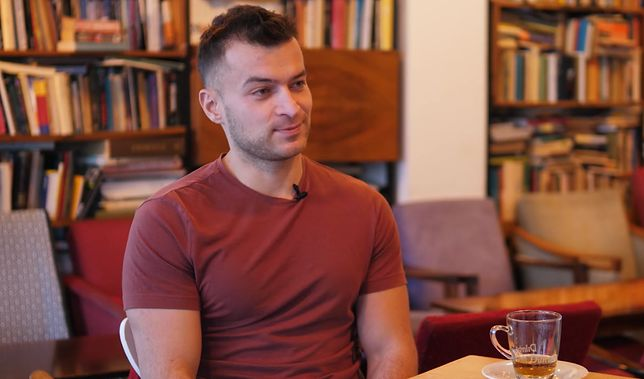 Prolog: Jakub Małecki. Miał zostać kulturystą, został pisarzem