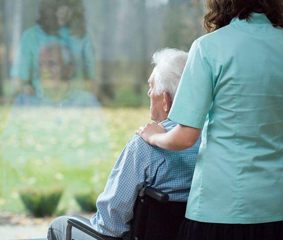 Opiekunowie osób starszych <br />i niepełnosprawnych