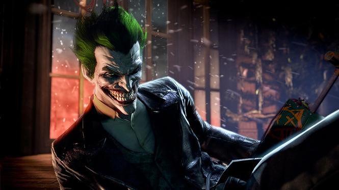 Posłuchajcie, jak Troy Baker wypada jako Joker