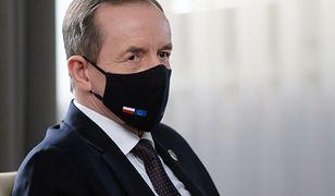 """Sejm wstrzymuje dokumenty prof. Wiącka? """"To dziecinne"""""""