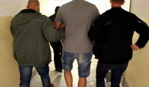 8 osób zajmujących się uprowadzeniami zatrzymanych przez wielkopolską policję