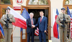Mariusz Błaszczak zapowiada kolejne lokalizacje amerykańskich żołnierzy w Polsce
