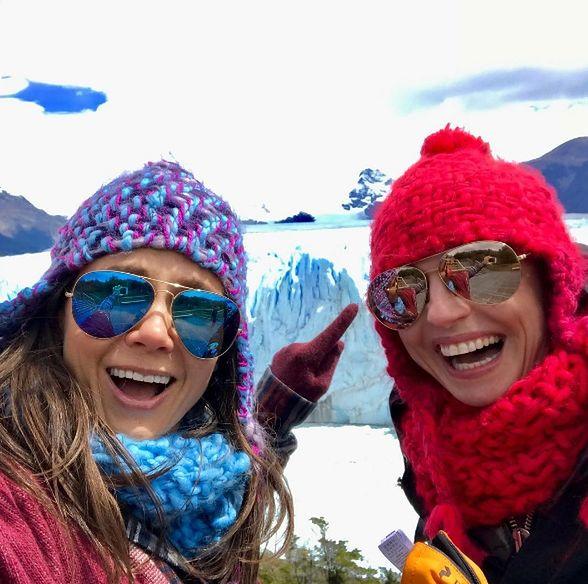 Razem z Kasią Sokołowską porzuciły szpilki i zwiedzają Amerykę Południową