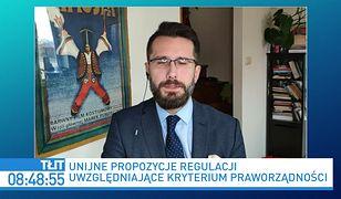 Niepokojący sondaż dla PiS. Reakcja Radosława Fogla