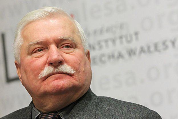 Lech Wałęsa o wizycie w IPN: mojego autorstwa jest prawdopodobnie tylko jeden dokument