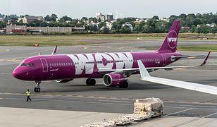 WOW Air oferował najtańsze loty USA-Europa
