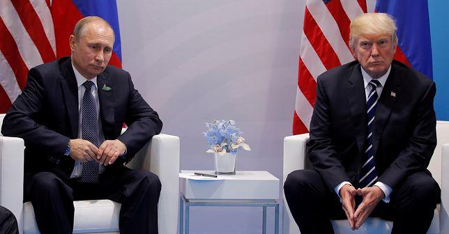 Władimir Putin do Amerykanów: Szanujcie swojego prezydenta