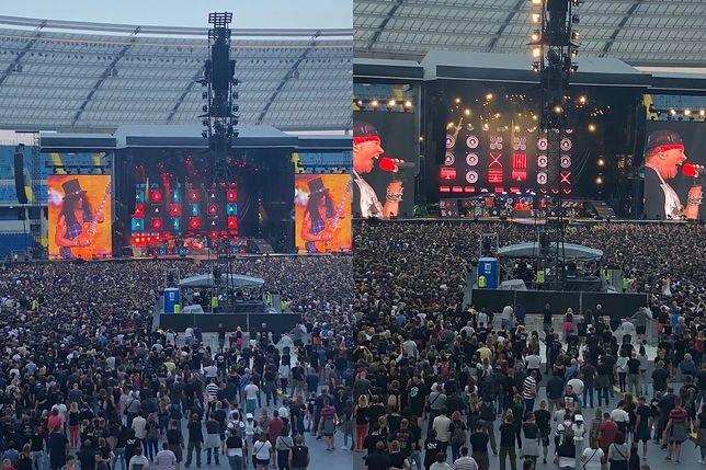 Guns'n'Roses w Chorzowie. Bezpieczny rock'n'roll w niebezpiecznych czasach