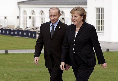 Rozpoczął się szczyt G8 w Heiligendamm