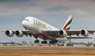 Linie Emirates zdecydowały się wprowadzić nadzwyczajne środki ostrożności