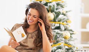 Życzenia świąteczne od firmy mogą być w nierymowanej formie lub w postaci wierszyka