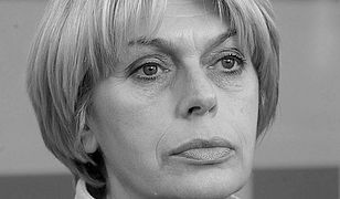 Izabela Jaruga-Nowacka (fot. z 19.03.2009r.)
