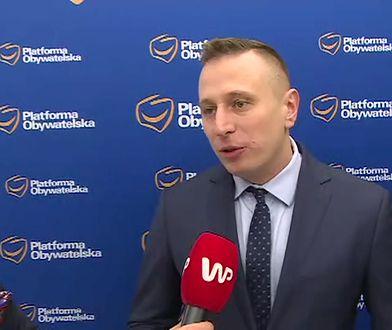 """Krzysztof Brejza był wzburzony działaniami PiS w Senacie. """"Podłe"""""""