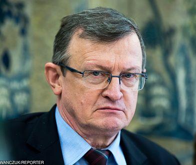 Tadeusz Cymański, poseł Solidarnej Polski