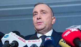 Grzegorz Schetyna o nowym rządzie PiS