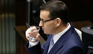 Expose Mateusza Morawieckiego. Premier nie uniknął wpadki.