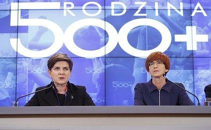 Badania CBOS. Polscy wiedzą, o co chodzi w programie 500+ i go popierają
