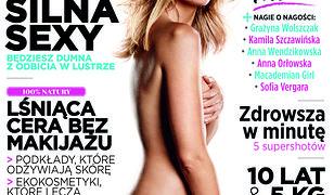 """Polskie gwiazdy na okładce """"Women's Health"""". Zupełnie nago!"""