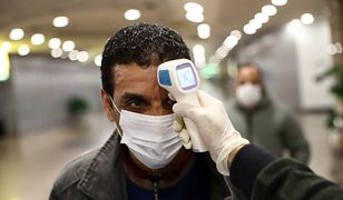 Koronawirus z Chin dotarł do Egiptu. Kontrola na lotnisku w Kairze